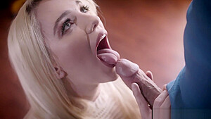 Step daddy John Strong almost caught by Kenna James